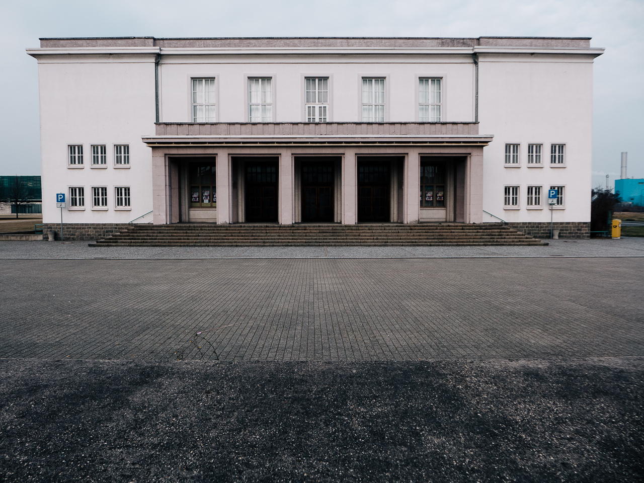 Kulturpalast Bitterfeld (2016)