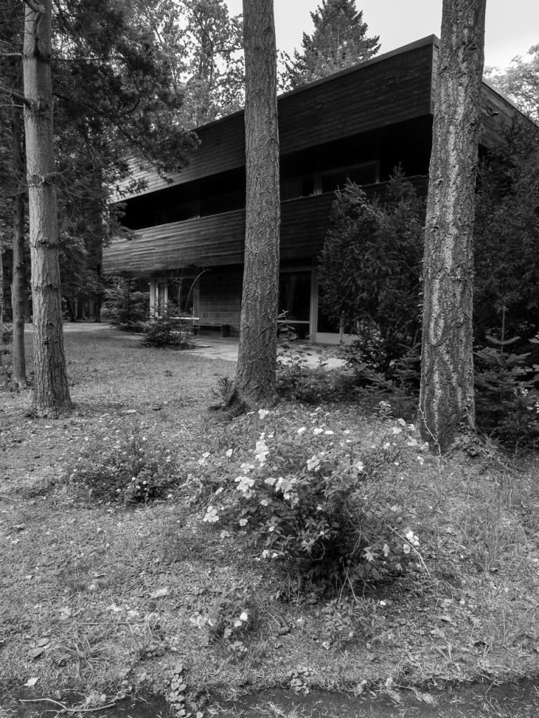 Jagdhaus Hubertusstock, Gästehaus