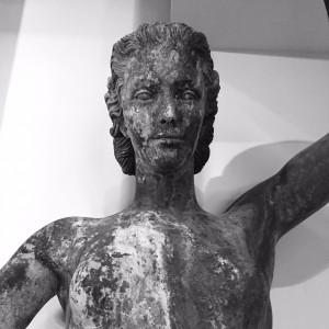 Arno Breker-Statue